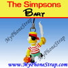 Feature Item : Bart Simpson By TOMY -- US Figure Charm Collection 1 Halloween Series $0.99