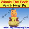 Feature Item : Winnie the pooh Honey Pot Peek-a-pooh By TOMY -- Japan Friends Edition $2.99
